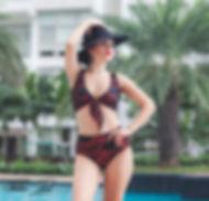 2 piece swimsuit, swimwear, paradise island, myparadiseisland.co