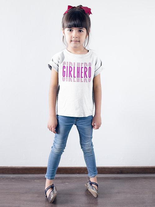 Girl Hero Tee