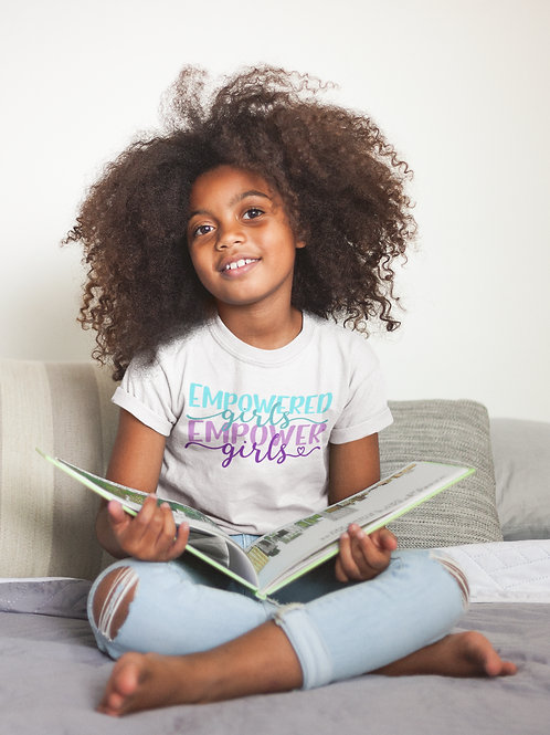 Empowered Girls Empower Girls Tee