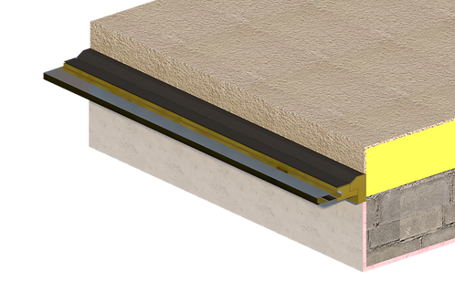 Thermal Bridging - External Insulation - 402 - Jamb