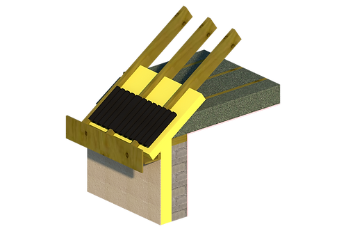 Thermal Bridging - External Insulation - 201 - Eaves