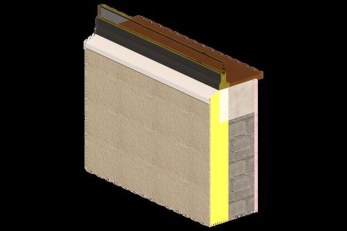 Thermal Bridging - External Insulation - 401 - Sill