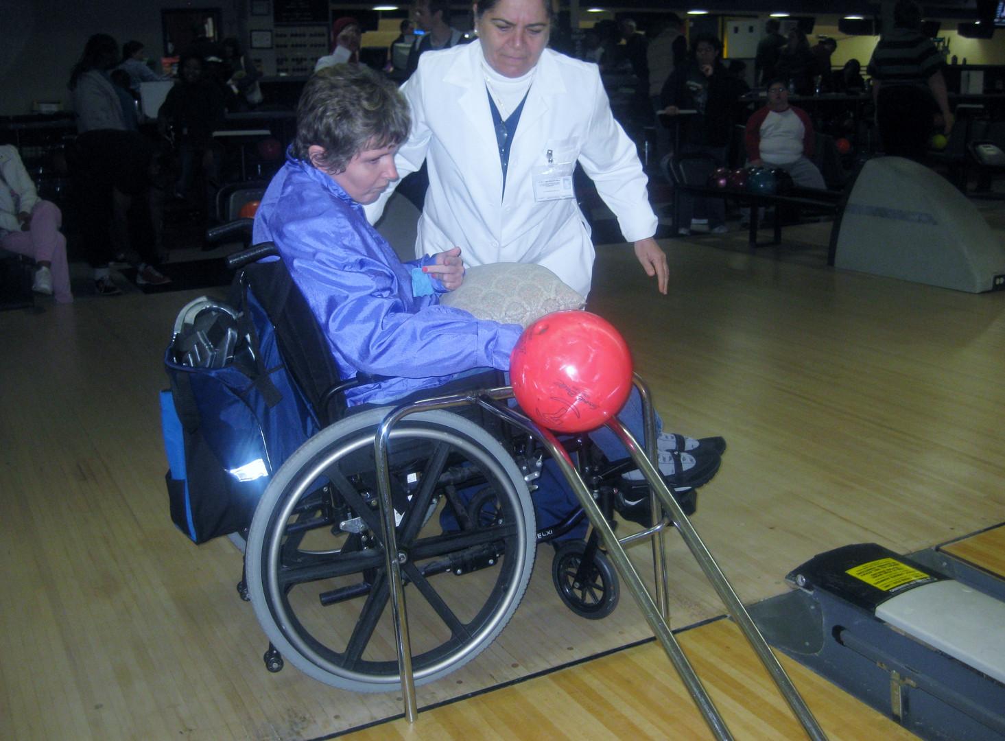 Bowling Fun at AMF Bowling