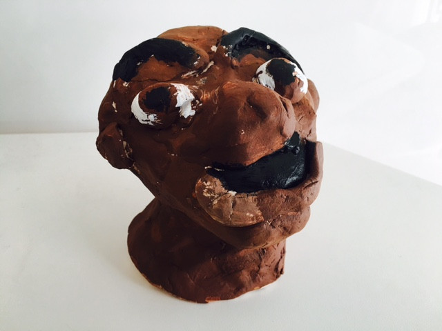3-D Bust created by SDP Participant