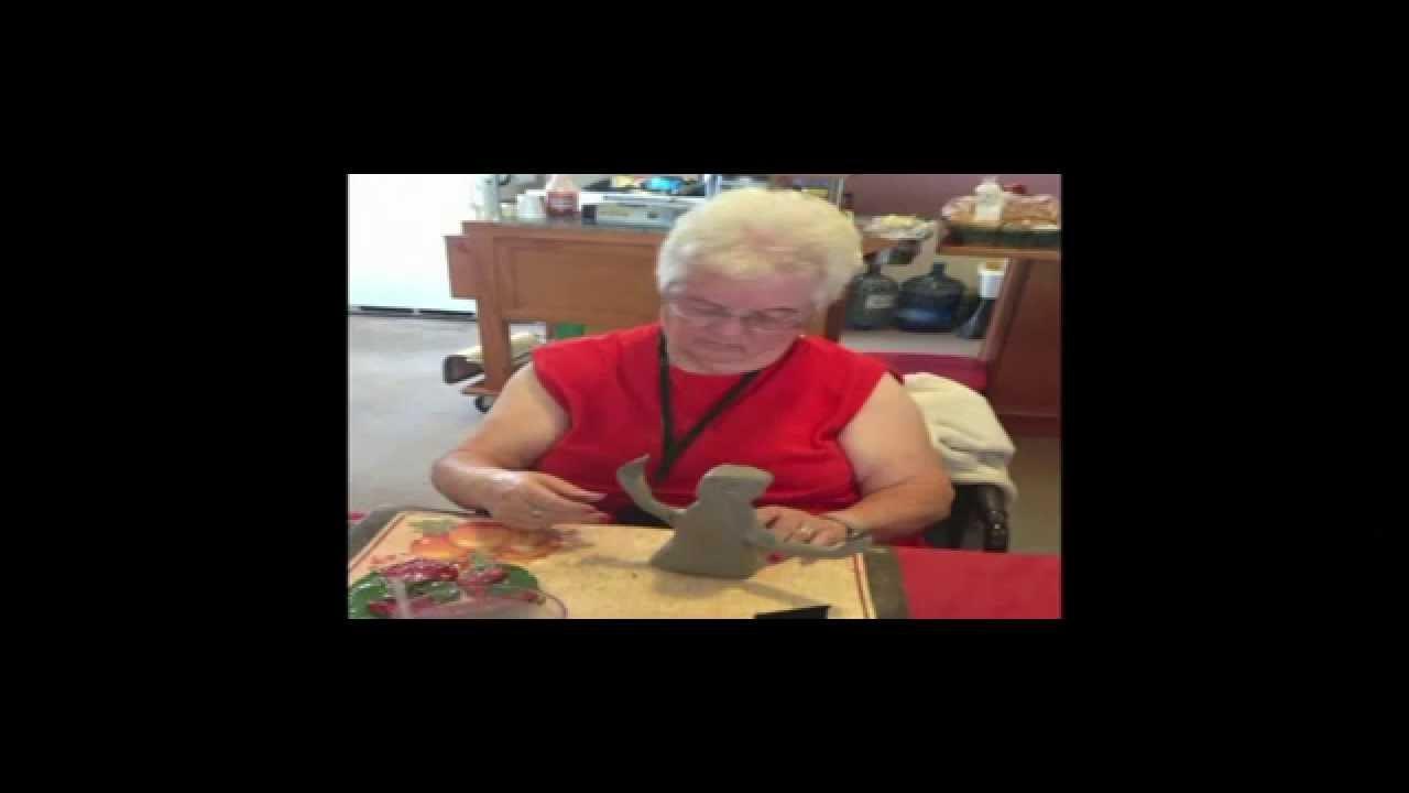 Weekly Arts & Crafts with Art Instructor Ilene