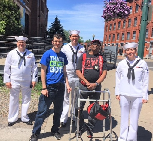 Navy Day at the MOST Museum