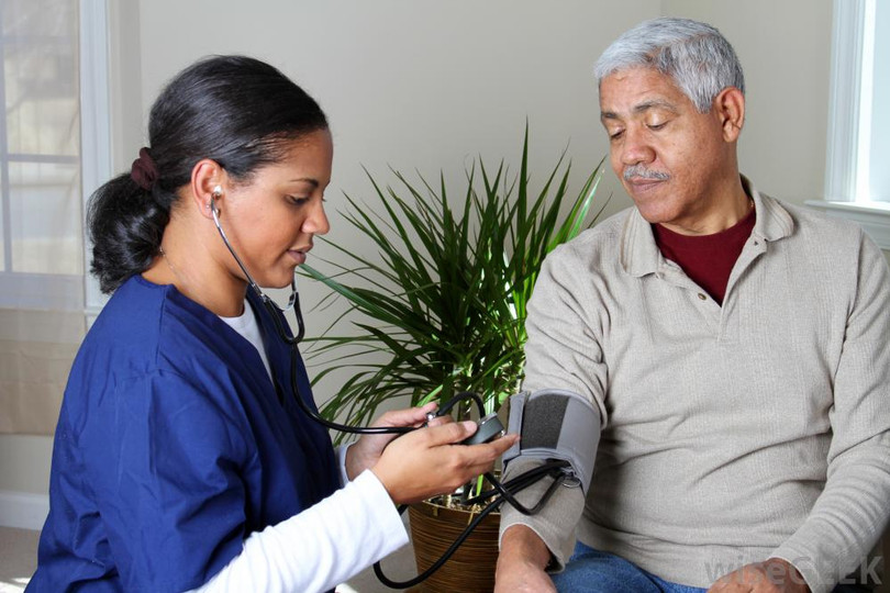 CHHAs & PCAs are trained to take vital signs of clients, with accuracy.