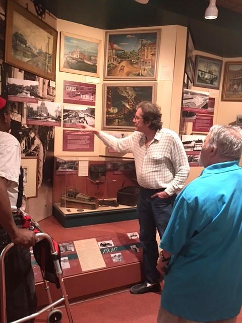 Tour at Onondaga Historical Museum