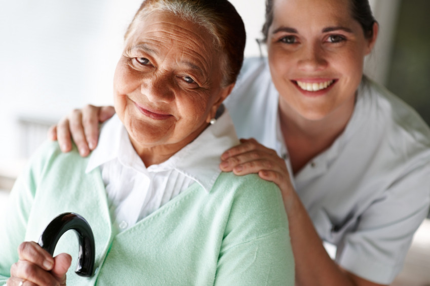CHHAs & PCAs are trained to give compassionate care.  Treating clients with respect and dignity, at all times.