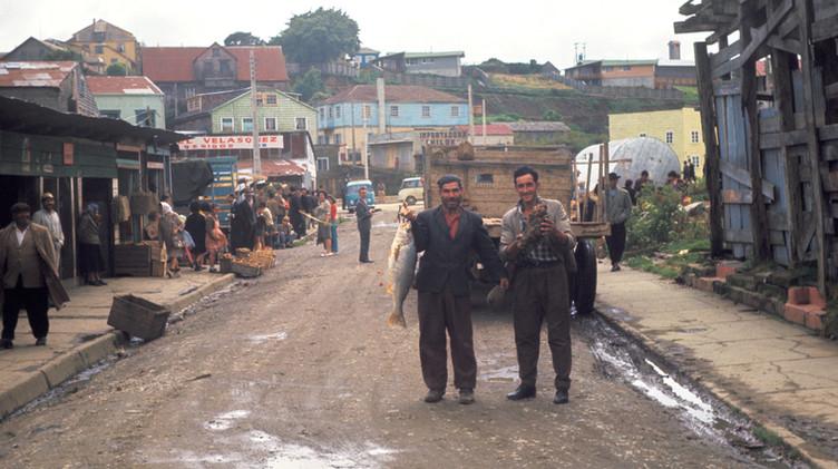 Vecinos de Ancud, 1965.