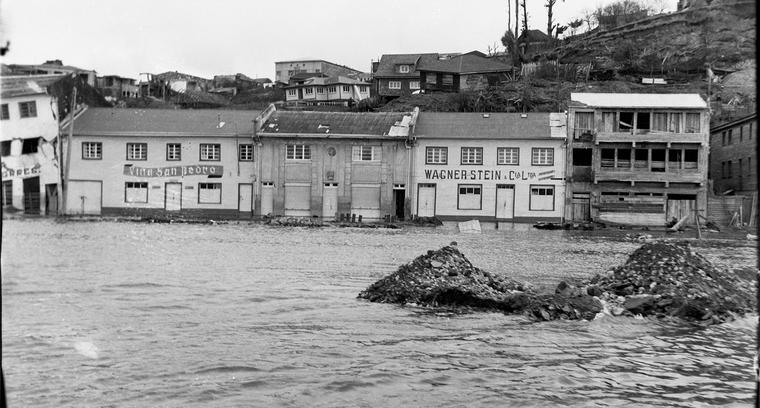 28.Sector puerto. Frente a actual gobernación marítima.