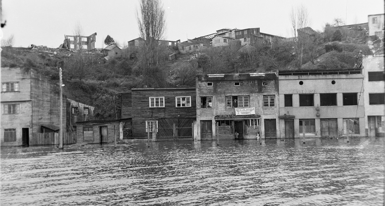 21.Calle Lillo. Inundación.