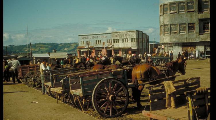 Castro, sector puerto, 1965.