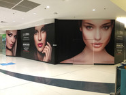 Retail & Shopping Centre Hoarding