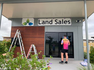 Signage for Land Developers and Builders