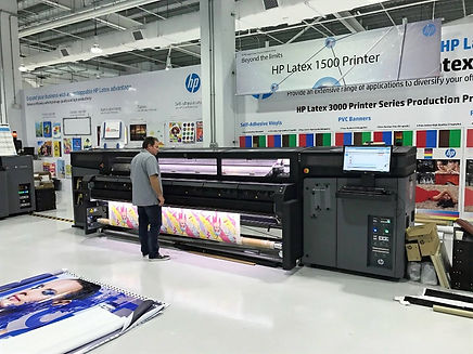 Commercial Printing Facility Townsville.
