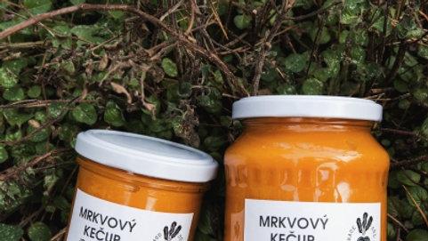 Mrkvový kečup / Drachkov /  0,37ml