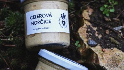 Celerová hořčice / Karol lesný / 110g