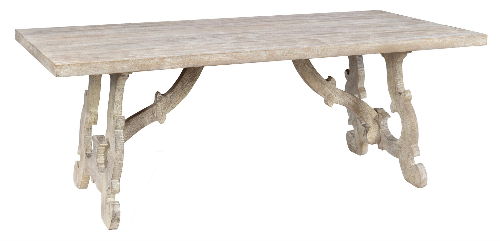 51010555 Elena Dining Table