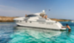 RIZZARDI 45 Sardegna_Luxury_Boat_Rental