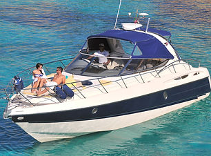 Small yachts for rent porto Cervo Sardinia