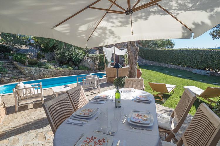 SUN Porto Rotondo Sardegna luxury villa