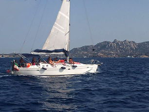 SAILBOAT Cannigione SARDINIA LUXURY BOAT RENT14