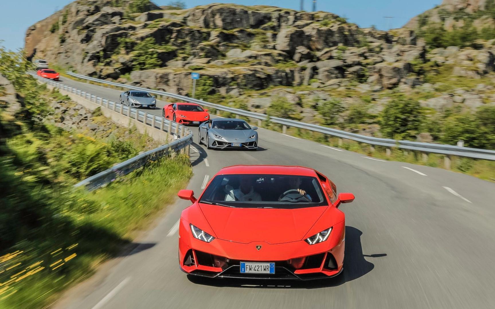 Luxury Car rental sardinia