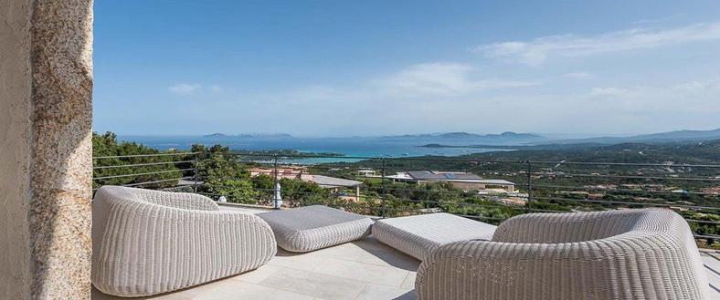 PTC Sardegna luxury villa Alto Golf 10 p