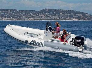 Boats for rent sardinia cannigione no license