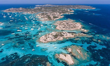 the best boat itineraries in sardinia