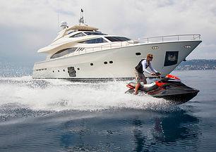 Luxury Yachts hire Porto Cervo Sardinia