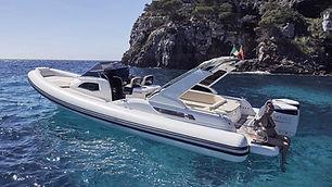 Luxury boats for rent sardinia cannigione porto cervo.jpg