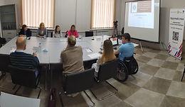 Cостоялся Круглый стол на тему: «Развитие ВФСК «Готов к труду и обороне» среди лиц с инвалидностью»