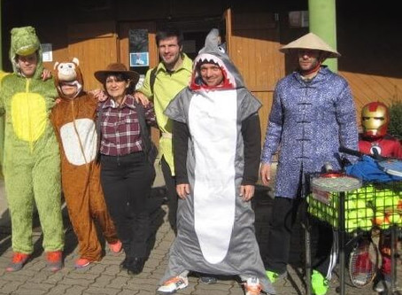 Le TC Mennecy fait son carnaval !