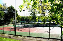 Courts tennis parc de Villeroy