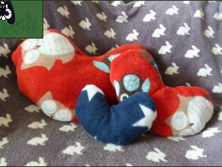 ITEM SPOTLIGHT: Honeybunnies Heart Cushions