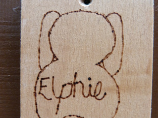 New Product: Fire-Etched Tags