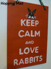 """Keep Calm"" plaques - new in store!"