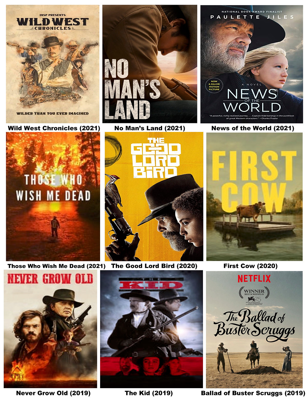 Westerns Native American Movies Are Roaring Back
