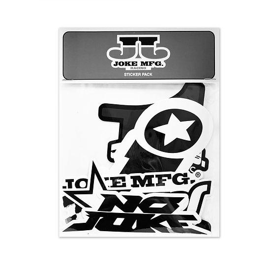 JOKE MFG. RACING STICKER PACK