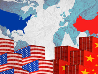 Trade blocks: China vs. USA:  Thoughts Following the Execution of RCEP