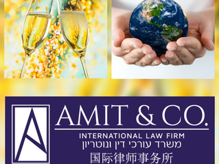 Amit & Co. Ranked as a Leading International Law Firm