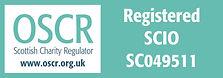 SCIO Registration Number: SC049511