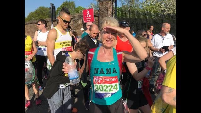 London Marathon 2018