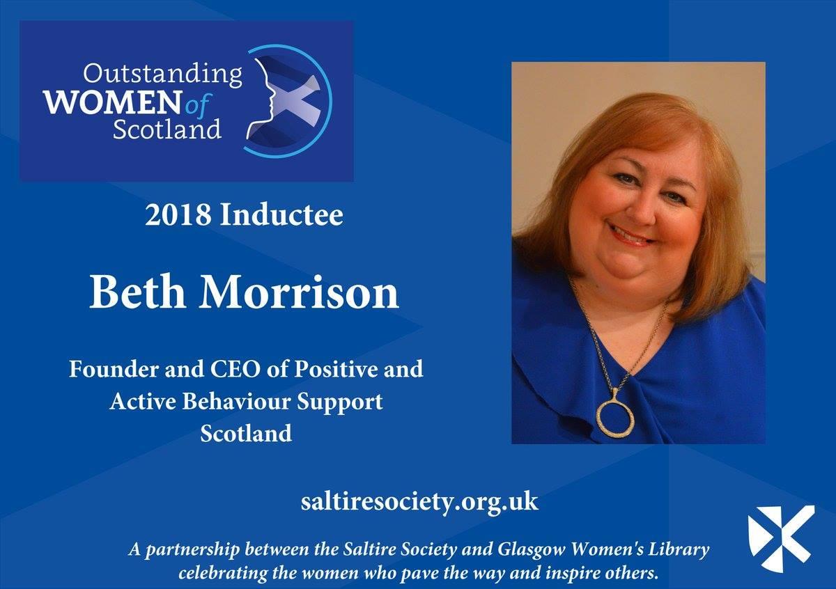 Beth Morrrison Saltire Society