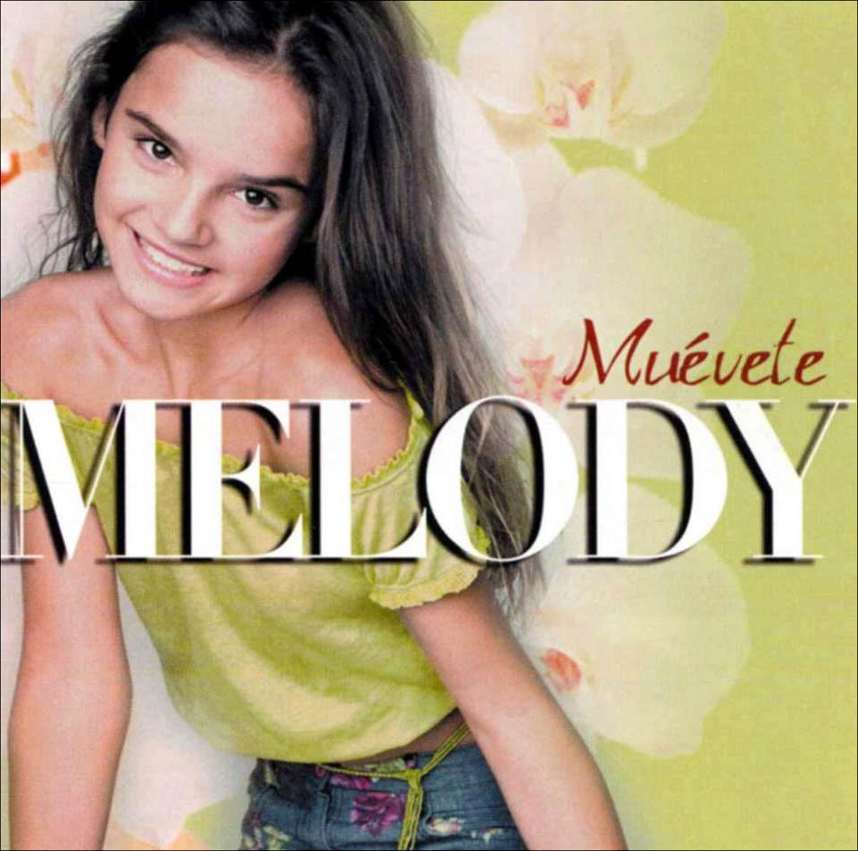 "Melody "" Muévete"""