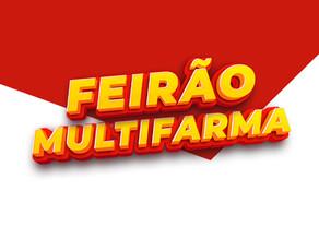 Sorteio Feirão Multifarma - Lista dos ganhadores