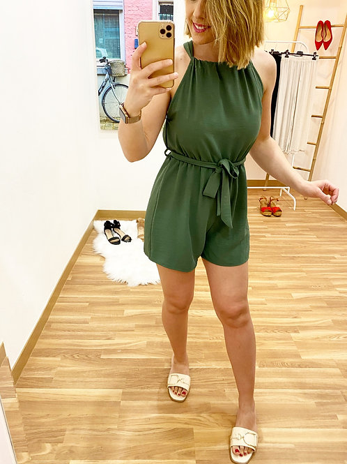Mono Natalia verde