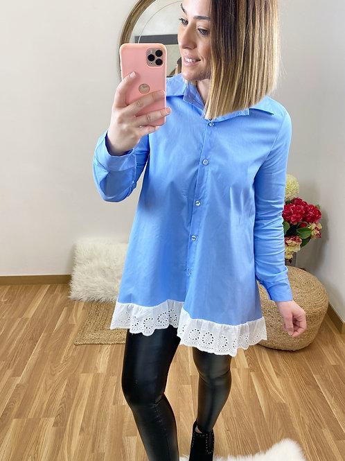 Camisa Noemí azul